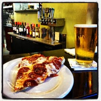 Photo taken at Buono's Pizzeria by Javier G. on 12/19/2012
