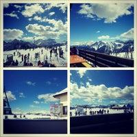 Das Foto wurde bei Gipfel Restaurant Cima von Weiss Kam . am 3/21/2013 aufgenommen