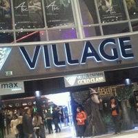 Photo taken at Village World Cinemas by Chris F. on 11/28/2012