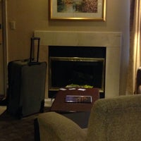 Photo taken at Chase Suit Hotel-Dublin by Rick S. on 2/9/2014
