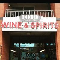 Photo taken at 1010 Washington Wine and Spirits by Voice M. on 11/8/2017