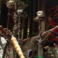 Photo taken at Byblos Restaurant & Bar by Ashley M. on 5/6/2013