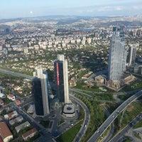 Photo taken at Sapphire Seyir Terası by Adem Y. on 4/21/2013