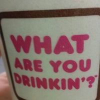 Photo taken at Dunkin' Donuts by Marie on 8/10/2013