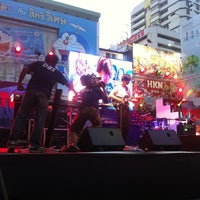 Photo taken at Siam Square by Yoshi on 3/9/2013