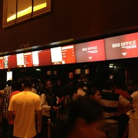 Photo taken at Escape Cinemas by Dinesh Kumar B. on 3/4/2013