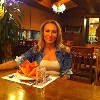 Photo taken at Hello Thai Restaurant by Stefaniya N. on 3/28/2013