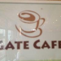 Photo taken at Gate Café by Tibor M. on 11/29/2012