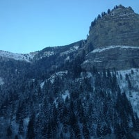 Photo taken at Provo Canyon by Clau Clau on 1/5/2013