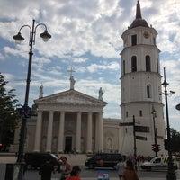 Photo taken at Vilnius by Эмилия Ц. on 7/3/2013