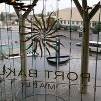 Снимок сделан в Port Baku Mall пользователем Kostas V. 10/5/2014