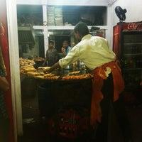 Photo taken at Bhendi Bazaar by Sunayan S. on 7/11/2014