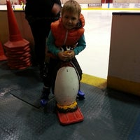 Photo taken at Lynx Ice Arena by Dana B. on 7/7/2013