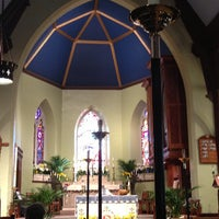 Photo taken at Grace Episcopal Church by 44 North V. on 3/31/2013