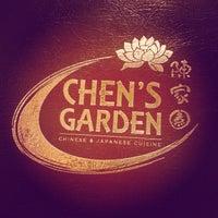 Photo taken at Chen's Garden by 44 North V. on 12/31/2013