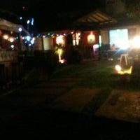 Photo taken at Bhaswara Cafe by Areef S. on 12/28/2012