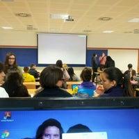 Photo taken at Facultat de Ciències de la Salut (FCS) by Alicia J. on 11/21/2012
