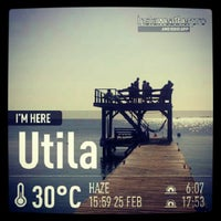 Photo taken at Utila Dive Center by Utila D. on 2/25/2013