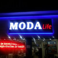 Photo taken at Modalife by Akay A. on 3/9/2013