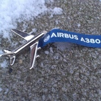 Photo taken at Airbus Werk BREMEN Geb. 54 by Mithat S. on 1/23/2013