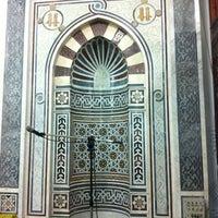 Photo taken at Masjid Saladin by A'laa S. on 7/18/2013