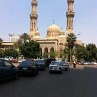 Photo taken at Masjid Saladin by A'laa S. on 4/12/2013