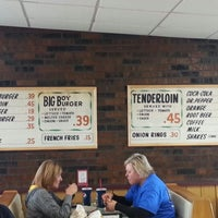 Photo taken at Big Boy Burgers by Samantha G. on 11/30/2012