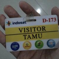 Photo taken at Galeri Indosat by John D. on 4/23/2013