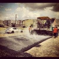 Photo taken at Baymaz Group Asfalt Şantiyesi by Veysi B. on 6/19/2013