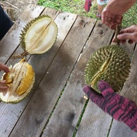 Photo taken at Durian Stall by Alex l. on 6/15/2016