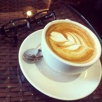 Photo taken at La Roasteria Coffee by Alex l. on 4/21/2013