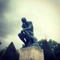 Photo taken at Musée Rodin by Aurore G. on 7/30/2013