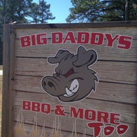 Photo taken at Big daddy's bbq by Paula N. on 3/12/2013