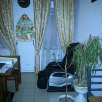 Photo taken at Автомойка Пит-стоп by Аня Н. on 12/11/2012