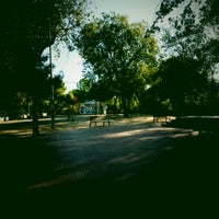 Photo taken at Parque junto a IES Antonio Machado by Emil M. on 9/17/2017