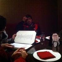 Photo taken at Nanking Asian Fusion by talata on 11/24/2013