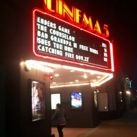 Photo taken at First and 62nd Clearview Cinemas by talata on 11/3/2013
