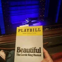Photo taken at Beautiful: The Carole King Musical by talata on 4/15/2017