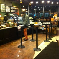 Photo taken at Starbucks by talata on 2/11/2013