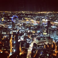 Photo taken at The View from The Shard by Darren B. on 2/3/2013