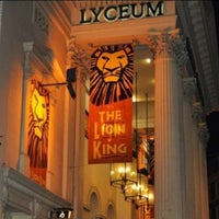 Photo taken at The Lyceum Theatre by Dan I. on 1/1/2013