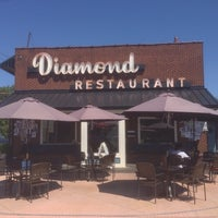 Photo taken at Diamond Restaurant by Johnny A. on 9/6/2013