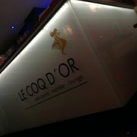 Photo taken at Le Coq d'Or by Madi D. on 10/27/2013