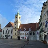 2/4/2018 tarihinde Elif S.ziyaretçi tarafından Stará Radnica | Old Town Hall'de çekilen fotoğraf