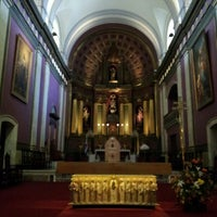 Photo taken at Catedral Metropolitana by Victor D. on 9/12/2013