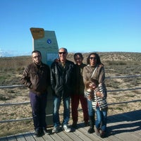 Photo taken at Reserva Natural dos Salgados by Paula Almeida H. on 12/26/2012
