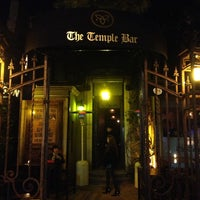 Photo taken at The Temple Bar by Matias C. on 8/9/2013