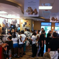 Photo taken at Chick-fil-A Holly Springs by Brian D. on 7/12/2013