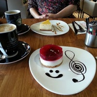 6/18/2013 tarihinde Su'Ayça Y.ziyaretçi tarafından Coffeeshop Company'de çekilen fotoğraf