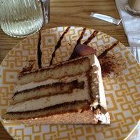 Photo taken at Pastiche Fine Desserts & Café by Nickegg H. on 4/27/2013